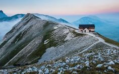 'In mountainous areas, you'll sometimes come across isolated rifugi, which are ideal for walkers.' Abruzzo: the Bradt Guide www.bradtguides.com