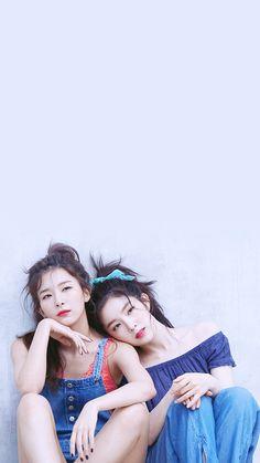Red Velvet Seulgi, Red Velvet Irene, Red Velvet Smtown, K Pop, Rin And Shiemi, Best Friend Wallpaper, Velvet Wallpaper, Pink Stars, Pretty Asian