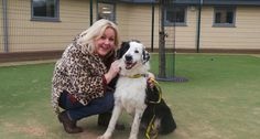 Lisa George visits Dogs Trust Manchester Coronation Street actress Lisa George left the cobbles behind this week to indulge her passion in life for man's best friend.  Lifelong dog-lover Lisa, who plays Beth Sutherland in the soap, took a trip to Dogs Trust Manchester to meet some of the homeless hounds waiting for their forever homes at the Denton-based Rehoming Centre.