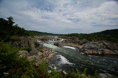 https://flic.kr/p/LhCooD | Great Falls Park - Potomac River | At Great Falls…