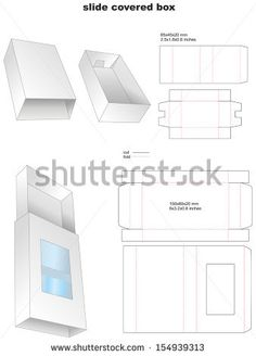 slide covered box by elfishes, via Shutterstock