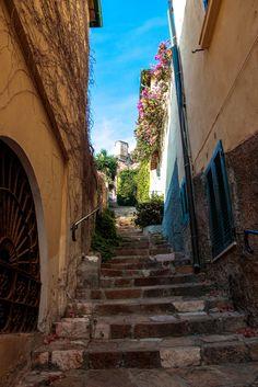 Portoferraio, Elba Island, Tuscany, Italy