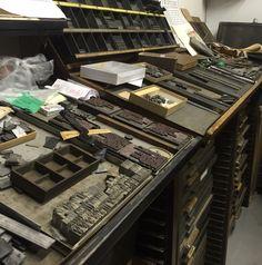Caveworks Press, North of Iowa City Printing Press, Type Setting, Letterpress Printing, Iowa, Book Art, Shops, Traditional, City, Places