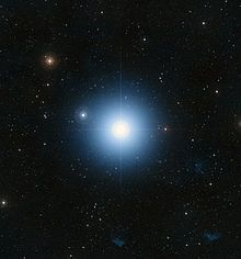 Formalhaut - an A3 main-sequence star. Heic0821f - Stellar classification - Wikipedia