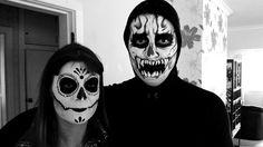 Halloween makeup  Jbroomhall makeup artist & body art