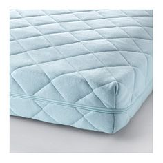 VYSSA VINKA Mattress for extendable bed IKEA Bonnell springs provide great comfort and allows air circulation. Bed Mattress Ikea, Toddler Bed Mattress, Ikea Crib, Budget Bedroom, Ikea Bedroom, Romantic Bedroom Decor, Home Decor Bedroom, Cama Ikea, Ikea Kids