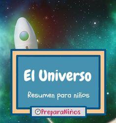 11 Ideas De Resumen Para Los Niños El Universo Universo El Universo Para Niños Sistema Solar Para Niños