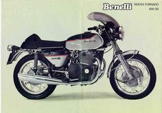 650 Tornado S2, 1973-1974