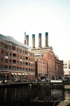 Power Plant Baltimore Maryland