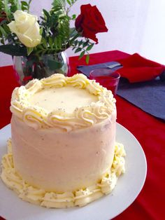 Red Velvet Layer Cake  | Quand Djoudjou se met aux fourneaux!
