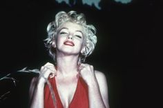 Also, she didn't legally change her name to Marilyn Monroe until Feb. 23, 1956.