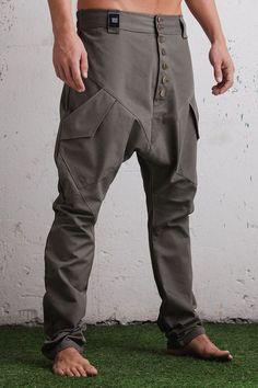 VALO URBAN An impressive drop crotch harem pant by VALOdesigns