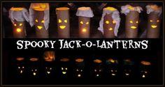 Toilet roll jack o lanterns halloween halloween pictures halloween images halloween crafts halloween ideas jack o lantern halloween craft ideas diy halloween crafts toilet roll