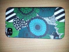 Nice mobile cover :) (bad picture, though;)