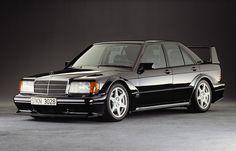 Mercedes 190E EVO