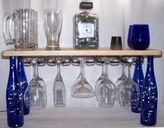 The Glass Bar by WhimsicalSimplyGifts on Etsy, $349.00