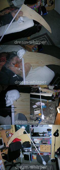 Undertaker Cosplay Scythe images