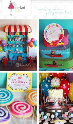 birthday ideas!!