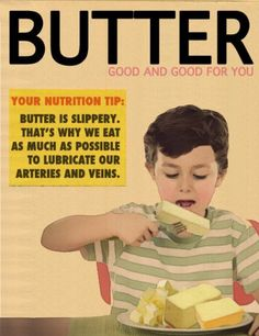 OMG! 15 Totally Bizarre Vintage Food Advertisements - Read More at Relish.com