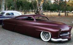 Smooth custom Merc'