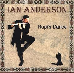 Ian Anderson released Rupis Dance in 2003 Annie Lennox, Marvin Gaye, Stevie Wonder, Music Album Covers, Music Albums, Detroit, Jazz, Rock Band Posters, Indie