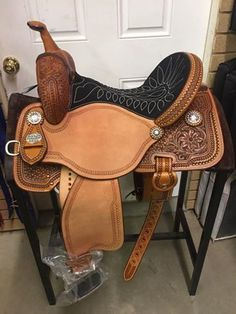 Martin Barrel Saddle