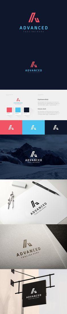 Advanced - Logo Design Template. Logo Templates. $27.00