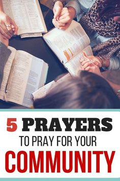Wanting to make an impact but not sure how? Praying for your community is a great way. Here are 5 prayers for your community that you can start praying today. Prayer Quotes For Strength, Pray For Strength, Prayer For You, Power Of Prayer, Faith Quotes, Pray Quotes, Faith Prayer, Work For The Lord, Learning To Pray
