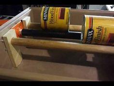 Homemade rock tumbler, How to make a rock tumbler.