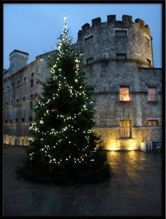 Christmas at Oxford Castle http://www.aboutbritain.com/towns/oxford.asp