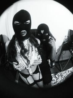 Girls with Guns #Bydolls