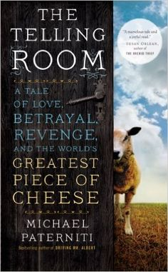 The Telling Room: A Tale of Love, Betrayal, Revenge, and the World's Greatest Piece of Cheese (Thorndike Press Large Print Nonfiction): Michael Paterniti: 9781594137266: Amazon.com: Books