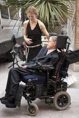 Stephen Hawking - ALS/ Lou Gehrigs Disease survivor