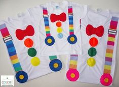 Camisa de  palhaço Clown Party, Circus Carnival Party, Circus Theme Party, Carnival Birthday, Birthday Party Themes, Circus Theme Crafts, Circus Clown, Vintage Carnival, Vintage Circus