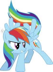 Rainbow Dash  My little pony friendship from Yahoo!