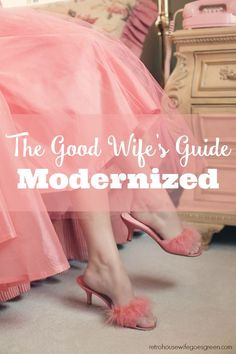 The Good Wife's Guide is rumored to be an article that was published in a housewife's magazine or homemaking book or something of that nature. It's known for being pretty sexist but is there some good advice in there?