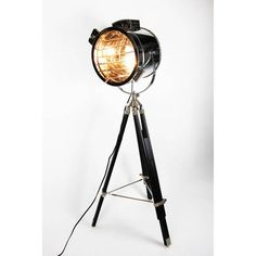 Hollywood Tripod Floor Lamp now featured on Fab.