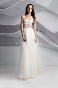 Agnieszka Światły Atelier - Bella - 2016 Wedding Dresses 2018, Prom Dresses, Formal Dresses, Yes To The Dress, Weeding, Wedding Inspiration, Glamour, Boho, Model