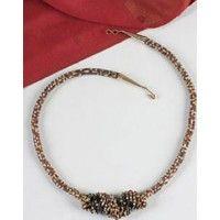 Dutch Spiral Necklace | InterweaveStore.com
