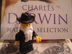 Charles Darwin by Kaptain Kobold, via Flickr