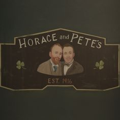 Horace & Pete's