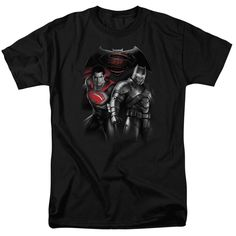 Batman V Superman – Stand Off  #batmanvsuperman #tshirts