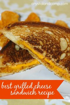 Right now my family is addicted to grilled cheese sandwiches and I blame it all on my friend Kim. See, early last summer she got me hooked on Trader Joe's. So each week we make a trip together with...