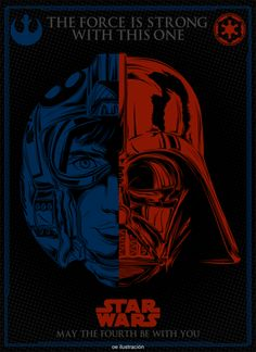 May The 4th Be With You - 2012    Created by Omar Elí
