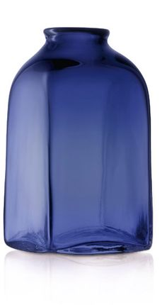 Color Azul Marino - Navy Blue!!! Vase by LSA