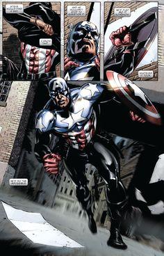 Captain America Pictures, Captain America Comic Books, Captain America And Bucky, Capt America, Avengers Comics, New Avengers, Dc Comics Art, Marvel Heroes, Marvel Art