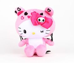"tokidoki x Hello Kitty 8"" Plush: Leopard"