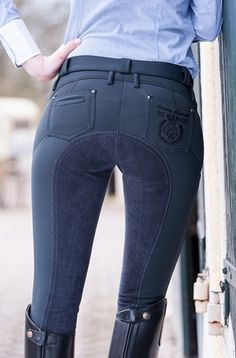 HKM Majestic Winter Softshell Breeches