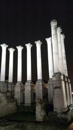 Templo romano en calle Claudio Marcelo