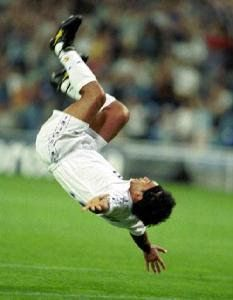 Hugo Sanchez, Real Madrid